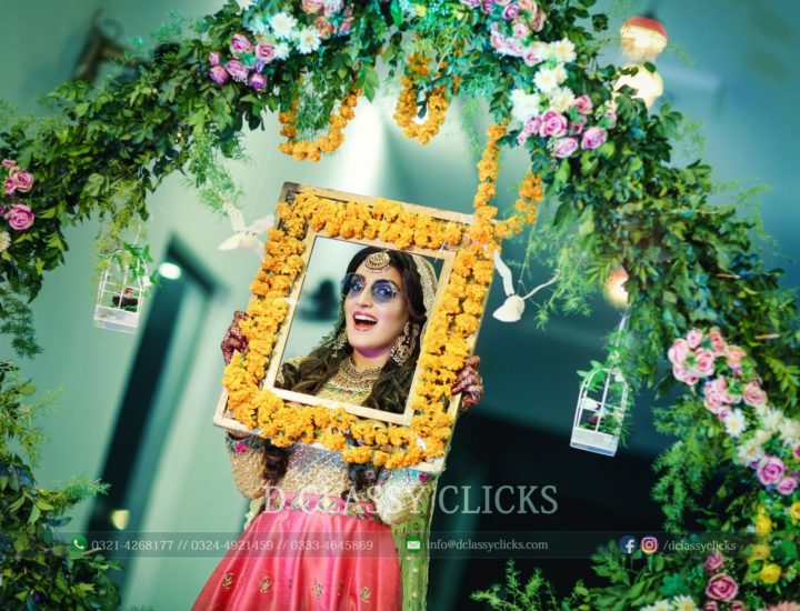 indoor shoot, bridal shoot, signature shoot, mehndi shoot