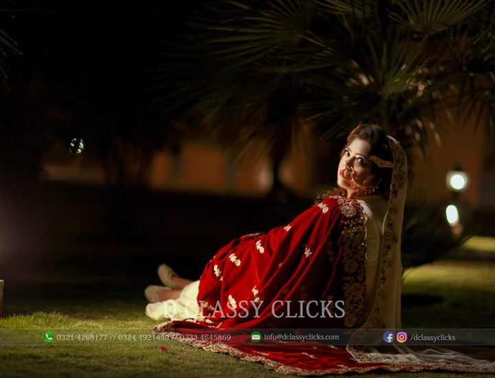 outdoor shoot, wedding shoot, nikkah shoot, bridal shoot