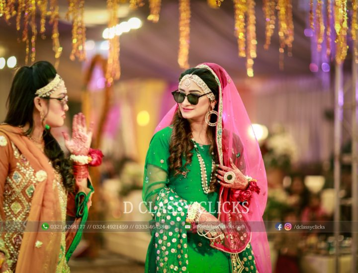bridal shoot, dancing shoot, mehndi shoot, signature shoot